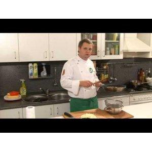Рецепт Пирог с грибами и картофелем