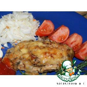 Филе куриное с печенью пошаговый рецепт приготовления с фото