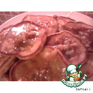 Рецепт Banana pancake