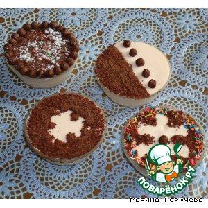 Рецепт Десертные творожки