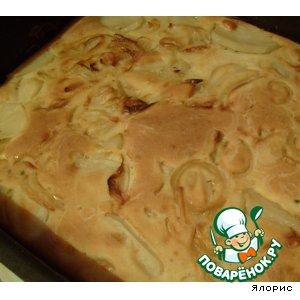 Рецепт: Быстрый картофельный пирог