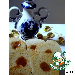 Рецепт Карамельное печенье