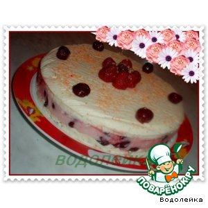 """Рецепт Торт-десерт """"Седьмое небо"""""""