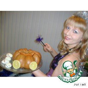 Рецепт Карета для Золушки