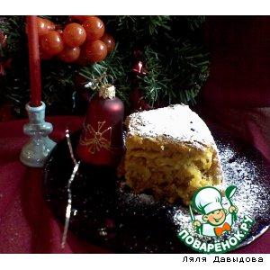 """Рецепт Постный кекс """"Праздничный"""""""