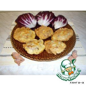 Рецепт Биточки из трех видов мяса