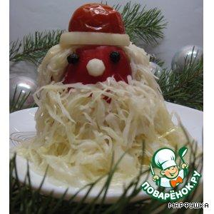 Рецепт Дед Мороз