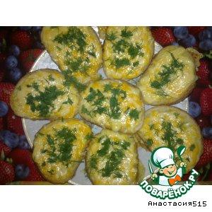 Рецепт Аппетитные бутербродики