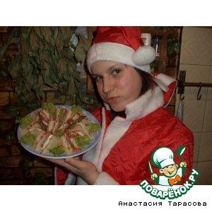 """Рецепт Закуска """"от Деда Мороза"""""""