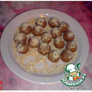 Рецепт Овсяные шарики