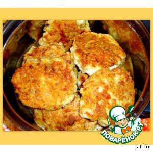 Как приготовить Куриная котлета вкусный рецепт приготовления с фотографиями пошагово