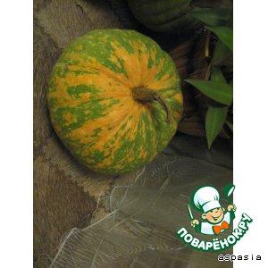 Рецепт Золушкина каша из тыквы