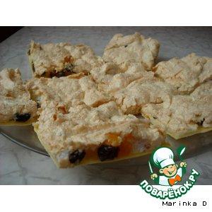 Рецепт Афганское печенье