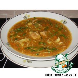 "Рецепт Марокканский суп ""Харира"""