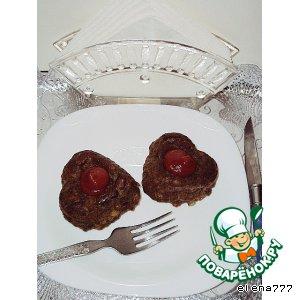 Рецепт Мясные кексы