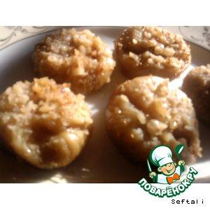 Рецепт Десерт из инжира