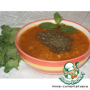 Рецепт Езо чорбаси - суп невесты