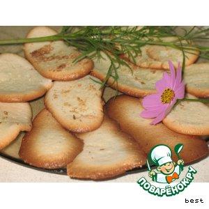 Рецепт Печенье Савоярди (Дамские Пальчики)