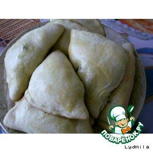 Самса рецепт с фото пошагово