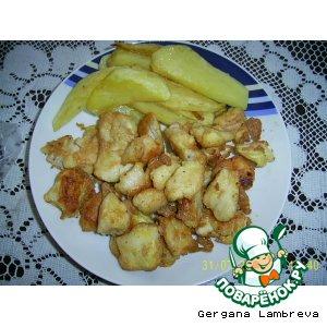 Рецепт Жареное куриное филе