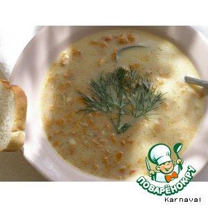 Рецепт Суп из лисичек