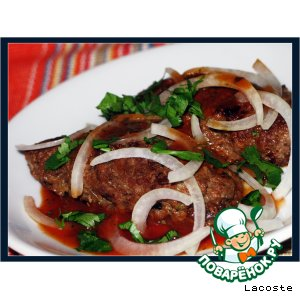 Рецепт А-ля люля-кебаб