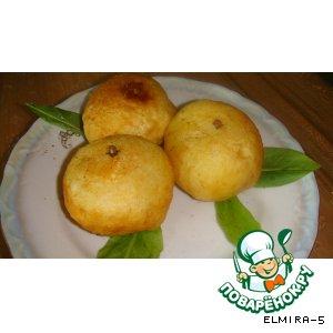 """Рецепт """"Картофельные яблоки"""""""