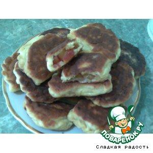 Рецепт Пирожки со сливами
