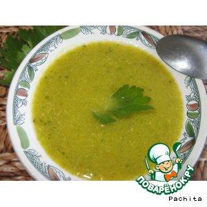Как приготовить Куриный суп-пюре с шафраном вкусный рецепт приготовления с фотографиями пошагово