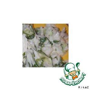 вкусные салаты из дайкона Весенние салаты - (более 20 рецептов) с фото на Овкусе.ру