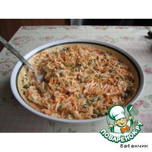Рецепт Салатец