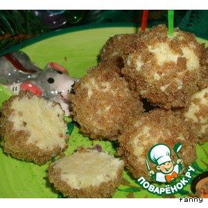 Рецепт Сырные трюфели