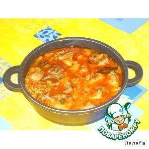 Как готовить Подлива к макаронам и картошке вкусный рецепт с фото