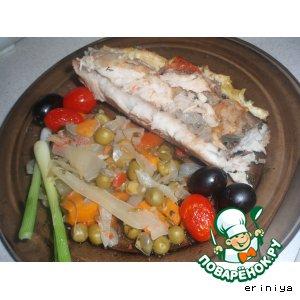 Рецепт Рыба по-вьетнамски