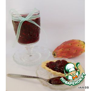 Рецепт Варенье из плодов кактуса  опунции
