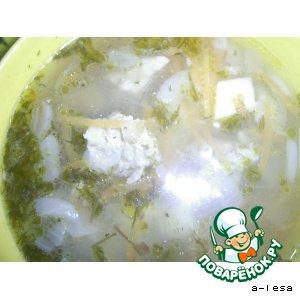 Рецепт Суп с фрикадельками в мультиварке