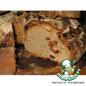 Рецепт Хлеб с изюмом и корицей