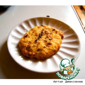 Рецепт Печенье с корицей и сахаром