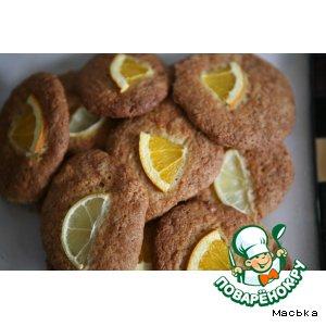 Рецепт Печенье из кокоса