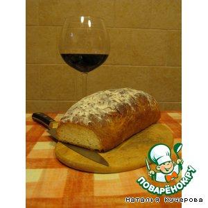 Рецепт Белый хлеб с рисом