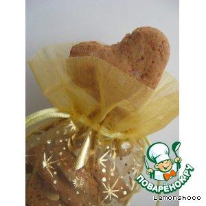 Рецепт Овсяное печенье почти по ГОСТу