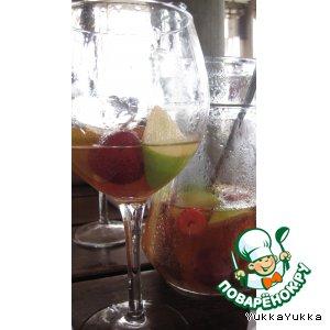 Рецепт Клерико - алкогольный коктейль для жаркого вечера