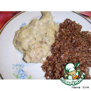 Рецепт Куриная печень в тесте