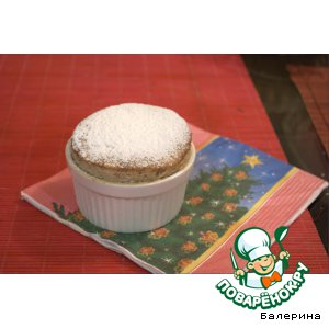 Рецепт Суфле из рождественского пудинга от Гордона Рамзи