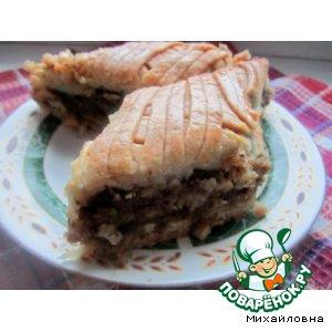 Пахлава-аришта рецепт приготовления с фото пошагово