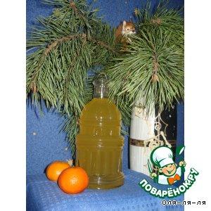 Рецепт Апельсиновый ликeр