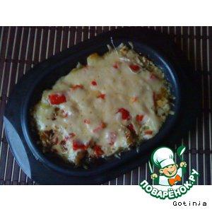Рецепт Картошка под шубой