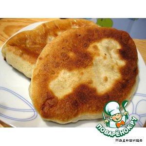 Пирожки для пикника пошаговый рецепт с фотографиями