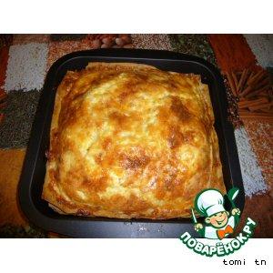 Ачма из лаваша пошаговый рецепт приготовления с фото как готовить