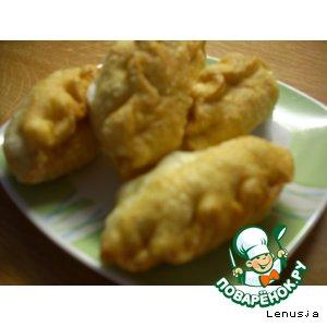 Рецепт Пирожки с тунцом